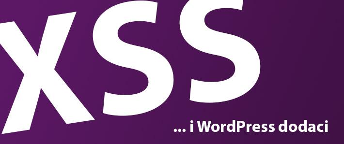 xss sigurnost wordpress