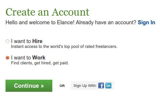 Ways to earn money through Elance