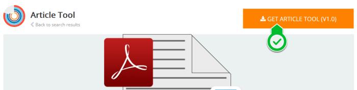Joomla - extensions slika 2