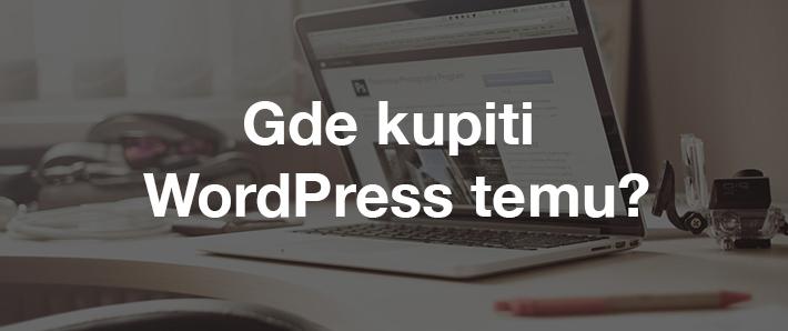 gde kupiti wordpress temu