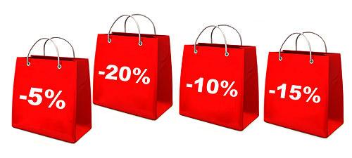 Попусти код интернет продаје за побољсање