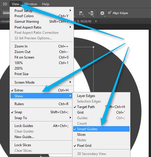 Izrada Flat ikonica u Photoshopu slika 13