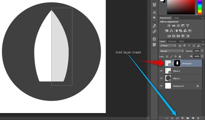 Izrada Flat ikonica u Photoshopu slika 15
