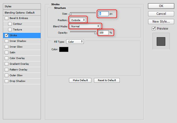 Kako napraviti cenovnik u Photoshop slika 23