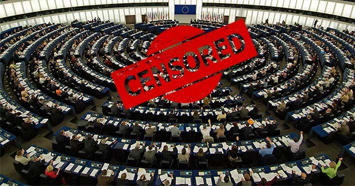 Европски парламент интернет директива