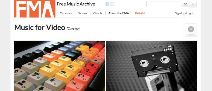 free music archive besplatna muzika arhiva