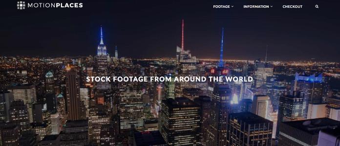 motion places besplatni video snimci