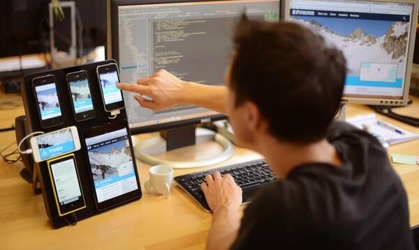 тестирање сајта на мобилним телефонима