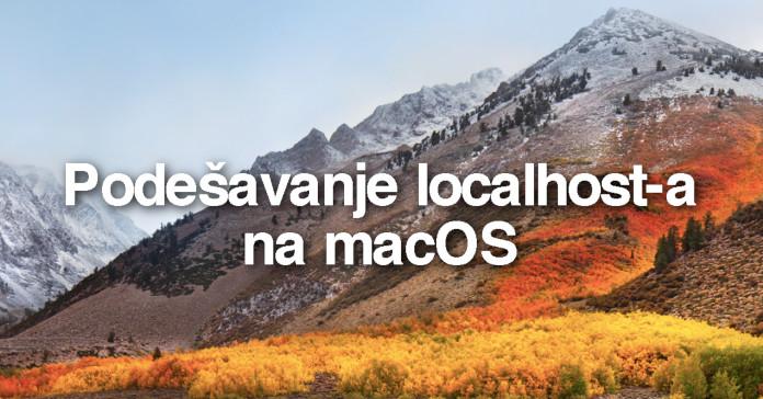localhost mac