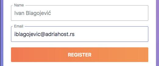 rank math registracija mejlom