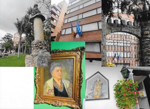 Dona Mercedes nu putea bănui cà va avea ca vecin... Ambasada României!