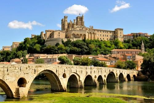 Béziers. Cathedrale-St-Nazaire