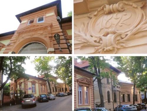 Case restaurate, cu o istorie de 100 ani!