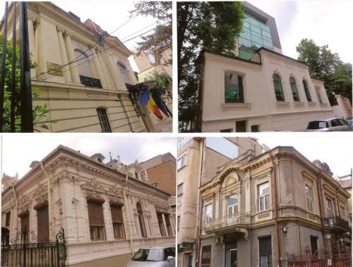 Alte case de pe str. Filipescu, mult mai bine intretinute