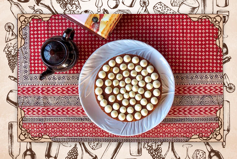 """Me gusta: """"Zanahoria Tropical, interpretación de la clásica torta, incorpora pedacitos de piña y coco que le aportan un sabor distintivo. Es el postre más pedido"""". (FOTO: Andry Rivas)"""
