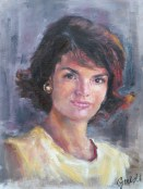 mrs jacqueline kennedy onassis clear pic