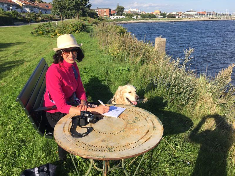 Adriana Licio, Ystad, Sweden, Wallander Mysteries