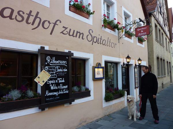 Accommodation in Rothenburg