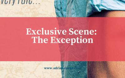 Exclusive Scene: The Exception
