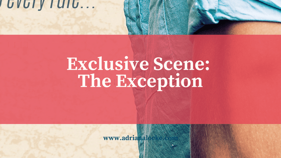 Exclusive Scene: The Exception