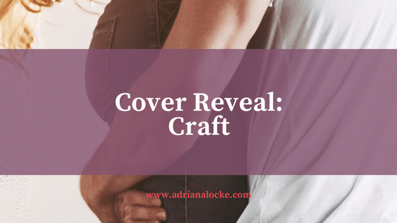 Cover Reveal: Craft