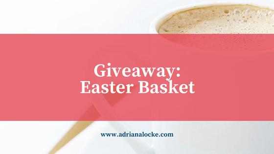 Giveaway: Easter Basket