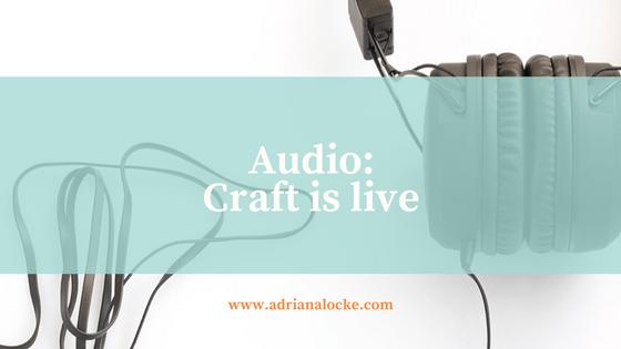 Audio: Craft is live