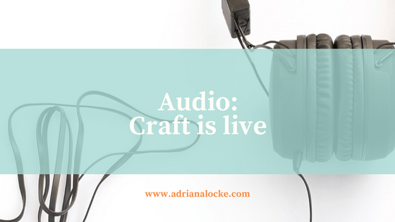 Audio: Craft is live