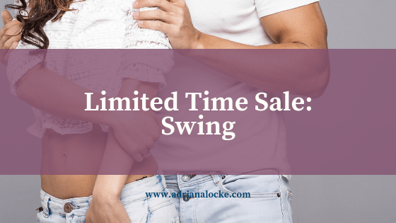 Sale: Swing (Lincoln Landry!)