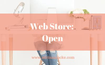 Web Store: Open