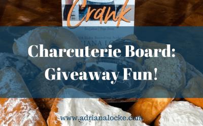 Charcuterie Board: Giveaway Fun!