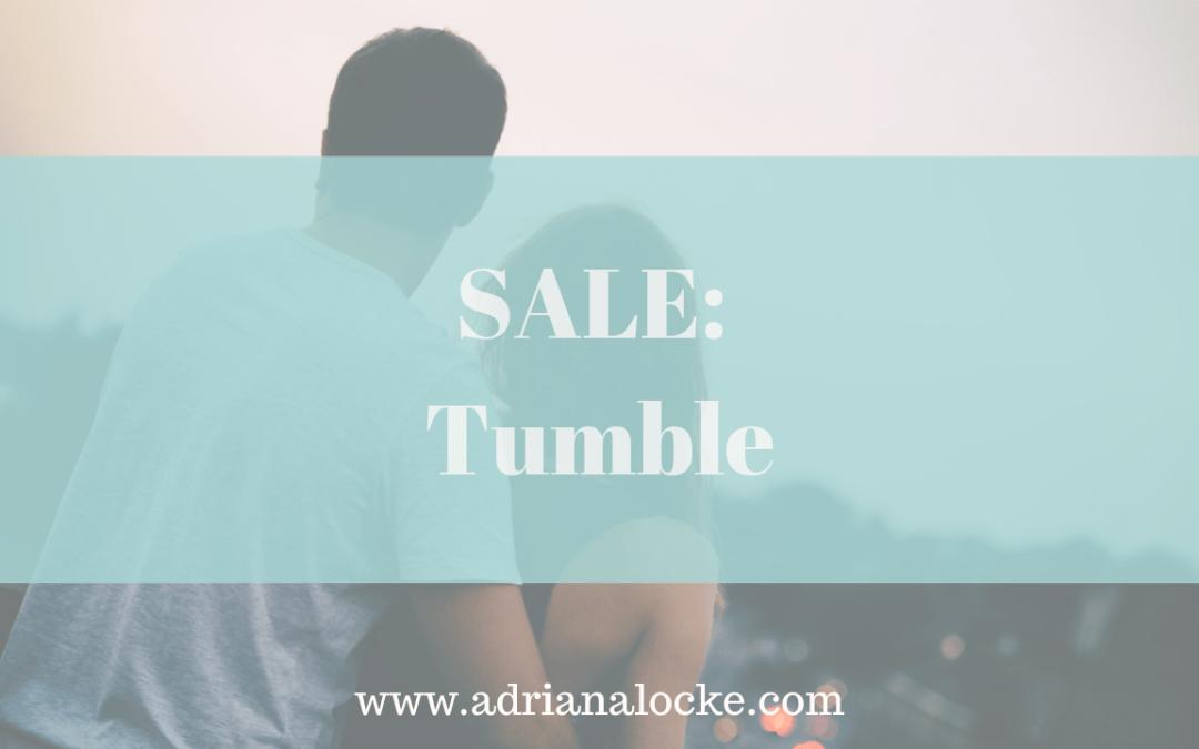 SALE: Tumble