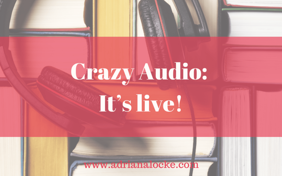 Crazy Audio: It's live!