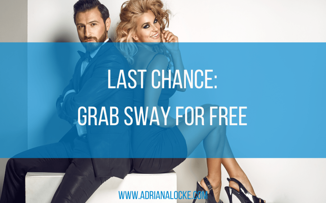 Last Chance: Grab Sway for FREE