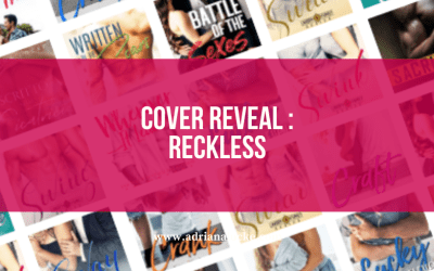 Cover Reveal: Reckless