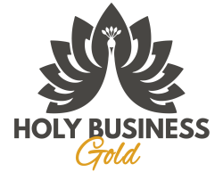 Holy Business Logo-Gold