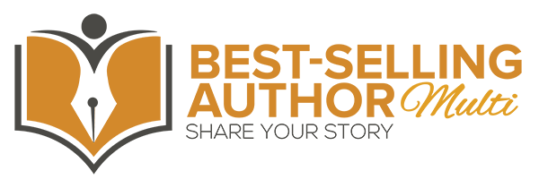 Best-Selling Author Logo - MULTI WEB