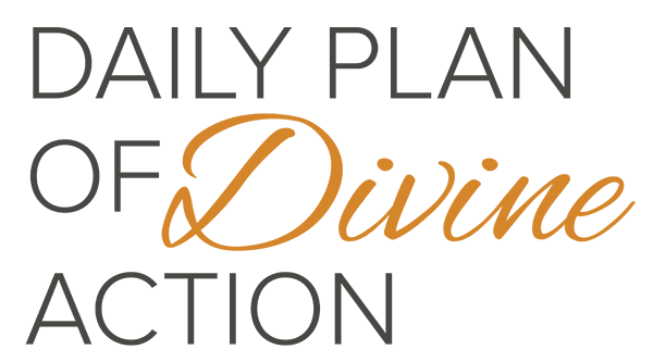 Daily Plan of Divine Action Logo - WEB