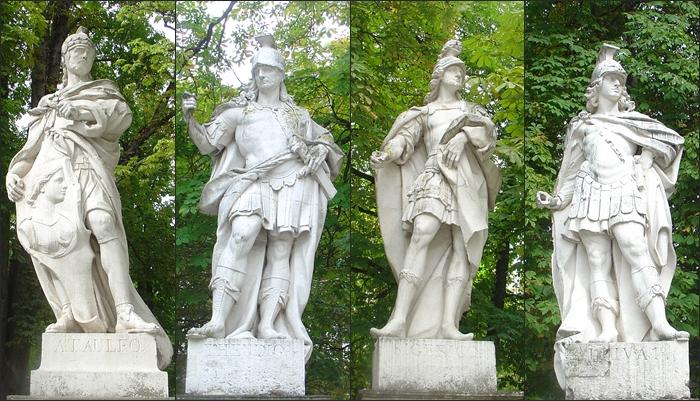 Resultado de imagen de reyes godos