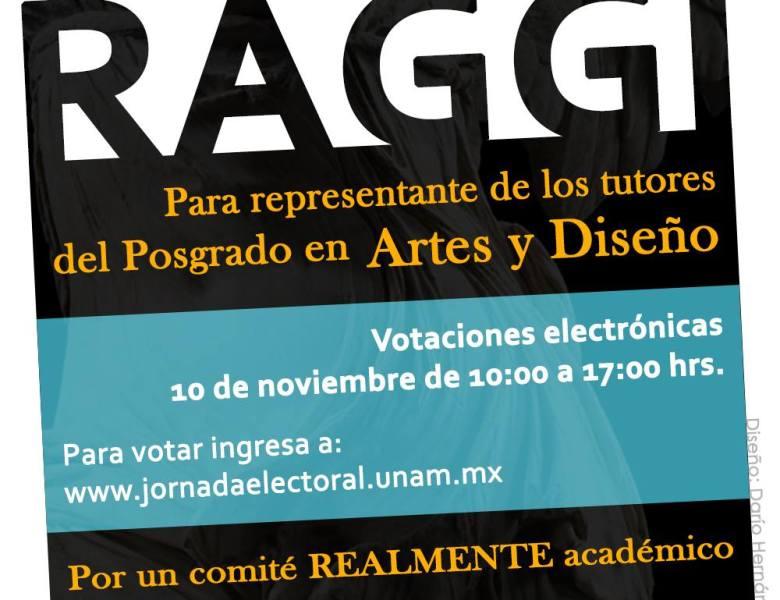 Votaciones para elegir el Comité Académico del Posgrado en Artes y Diseño