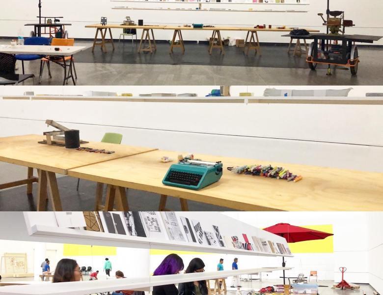 «La Zinería» y «Timosanilwiah / Nosotros conversamos» en la «Segunda Bienal Universitaria de Artes y Diseño de la UNAM: Pedir lo imposible».