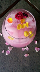 Rose Petal Cocktail