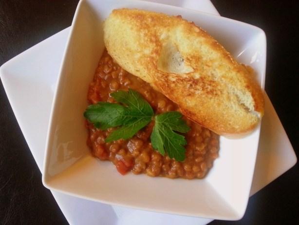 Chipotle Lentil Soup