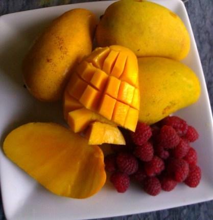 Mango Cream Ingredients