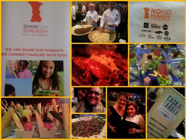 Taste of the Nation Event Aspects #OrlTaste