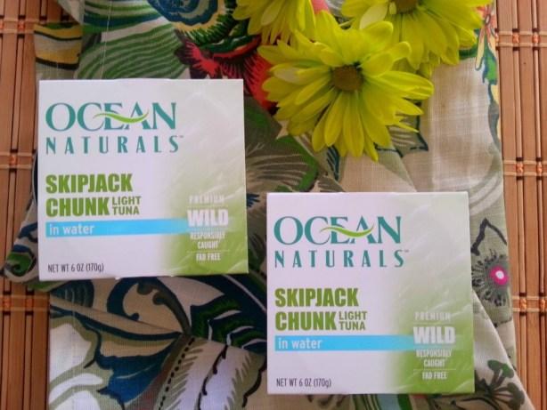 Skipjack Wild Premium Tuna from Ocean Naturals