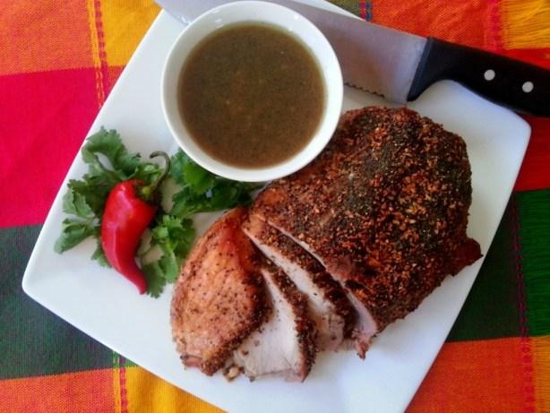Beer Pork Roast #recipe