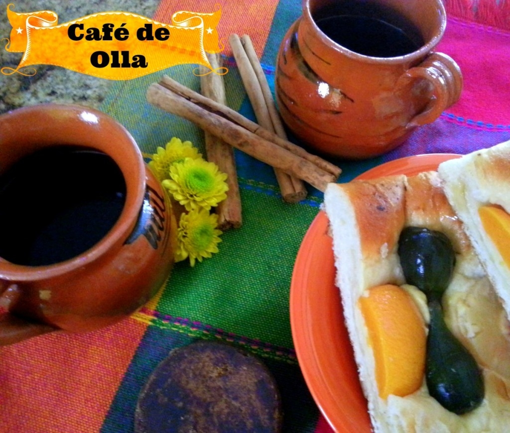 "Mexican Coffee ""Café de Olla"""
