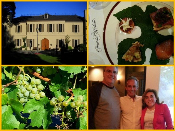 Chateau Ste Michelle Wine Tasting with Chef  John Sarich