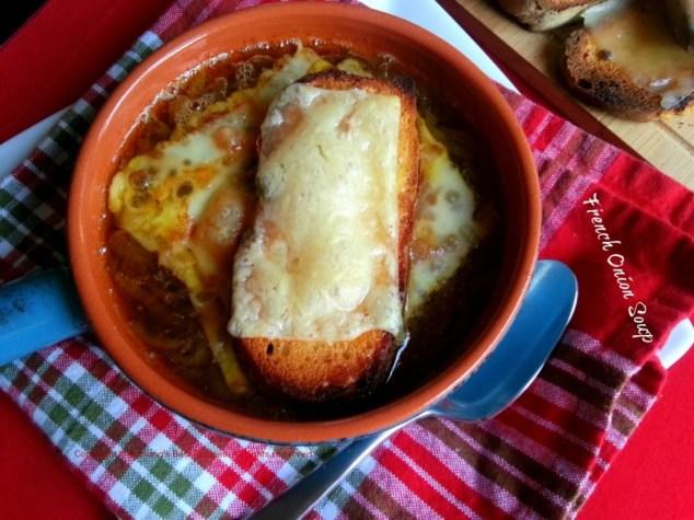 French Onion Soup #ABRecipes